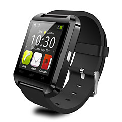 menns U8 smart watch bluetooth v3.0 hand-free samtalefunksjonen