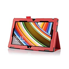 "Dengpin®  PU Leather Folio Stand Case Cover with Card Holder&Hand Strap Will for Nokia Lumia 2520 10.1"" Tablet"