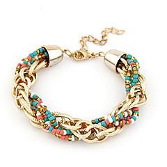 MISSING U Alloy Bracelet Chain & Link Bracelets / Cuff Bracelets Daily / Casual 1pc