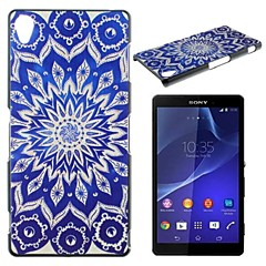 Sunflower Pattern PC Hard Back Case for Sony Xperia Z3