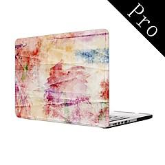 """Farben Wallpaper Design Ganzkörper-Kunststoffschutzhülle für MacBook Pro 13 """"/ 15"""" (non-Retina)"""