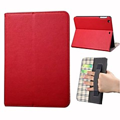 High-Grade Pure Color Pattern PU Leather Full Body Case with Card Slot for iPad mini/mini2/mini3(Assorted Colors)