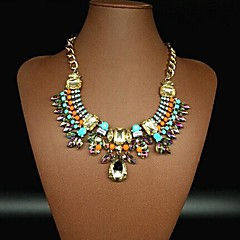 Statement Necklaces Alloy Party / Daily / Casual Jewelry