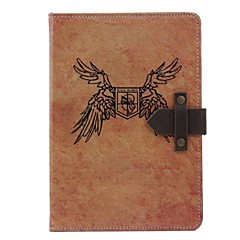 Cow Leather Buckle PU Leather Full Body Case  for iPad mini 3, iPad mini 2, iPad mini