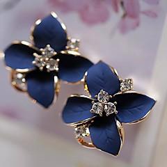 Earring Stud Earrings Jewelry Women Party / Daily / Casual Alloy
