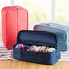Double-Open Travel Underwear, Socks And Bra Classfied Organizers  Multi-Purpose Storage Bags K3454