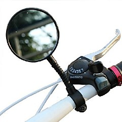 Cycling Bicycle Adjust Angle Freely Rearview Mirror Set of 2