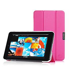 Wenyi wy-740 7 tommers pu lær tablett tilfellet dekke for Dell Venue 7