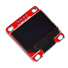 """0.96"""" OLED High Clear Module Board for Arduino - Red"""
