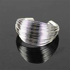 925銀コイルリング(18ミリメートル)