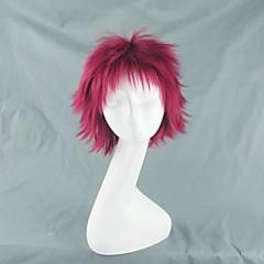 Naruto Gaara Red Short Cosplay Wig