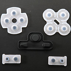 Repair Parts Replacement Controller Conducting Resin for PS3