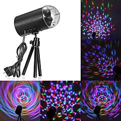 LT-925119 Stage Lights Rotating Crystal Laser Projector(220V.1XLaser Projector)