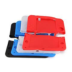 de silicona protectora caso de la cubierta de la piel nueva 3DS XL