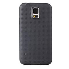 Pinhole TPU Soft Case for Samsung Galaxy S5/I9600 (Assorted Color)