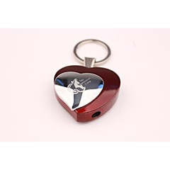 Angel Heart Accessories Metal Butane Lighter Green Red Pink