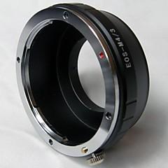 Canon EOS lentille ef à micro 4/3 m4 / 3 adaptateur E-P1 E-P2 E-P3 E-PL1 E-PL2 G1 GF2 g3