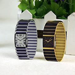 Métal coupe-vent 1 pcs poignet créatif style de montre au butane jet briquet à gaz de couleur aléatoire