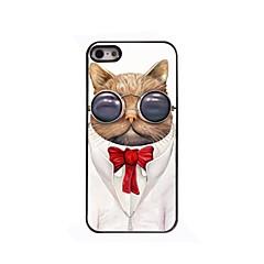 Cool Cat Design Aluminium Hard Case for iPhone 4/4S