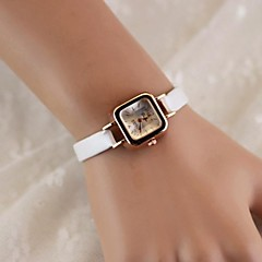 Women's Square Vintage Quartz Belt Watch(Assorted Colors)