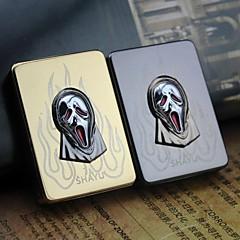 recharge USB allume-cigare shayu - masque du crâne