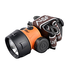 MSF MHD-17S Fishing Light Emergency Lighting Headlight(85LM,3*AAA,Orange)