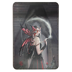 Ultra Slim Cool Beauty Lady Pattern 3D Design Case for iPad mini 3, iPad mini 2, iPad mini
