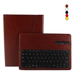 PU-lederner Kasten-Bluetooth-Tastatur mit Standplatzhalter für Samsung tab.s 10,5 寸 t800 (farblich sortiert)