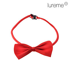 Candy Color Bow Collar For Dogs (Assorted Color)