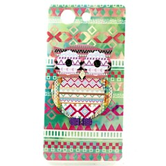 For Sony etui / Xperia Z3 Mønster Etui Bagcover Etui Ugle Blødt TPU for Sony Sony Xperia Z3 / Sony Xperia Z3 Compact