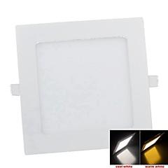 12W 860lm 6000K 60x2835smd ψυχρό λευκό φως οδήγησε φως πάνελ (AC 85-265V)