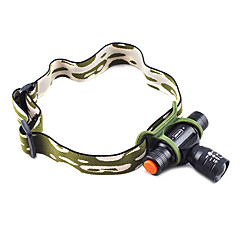 BAQIAO Outdoor 3-Mode Cree Q5 Zoom Headlamp(160LM,1*14500,Camouglage)