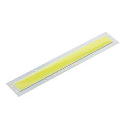 zdm® 10w 48 * cob 900-1000lm 5500-6500k kallt vitt ljus ledde glödlampa för bil strip ljus (dc 11-14v)