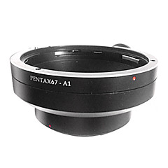 Adapter Ring for Pentax67 to Nikon A1 Lens