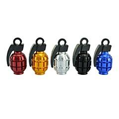 Car Bike Grenade Modelling DIY Car Bonnets, Prevent Leak   Variety of Colors   Fashion   Cool