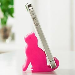 Telefonholderstativ Skrivebord Øvrigt Plastik for Mobiltelefon