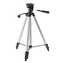 ismartdigi ir-340-sl 3 Schnitt Kamerastativ (Silber + Schwarz)