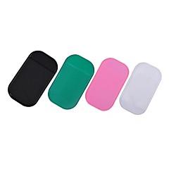 esteira universal telefone do carro, repetidas lavagens, segura e ambiental, uma variedade de cores (1pcs)