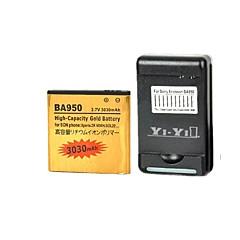 우리가 소니 엑스 페리아 ZR / m36h / c5502 / ba950에 대한 배터리 충전기를 연결 USB와 이순신 - 이순신 ™ 교체 3030mah 배터리