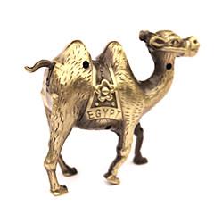 La modélisation de chameau mode créative briquets vent de bronze