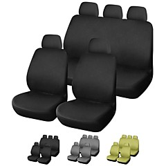 Universal 9pcs Full Set Styling Car Cover Auto Interior Accessories Car Seat Cover PB Three Colors Available