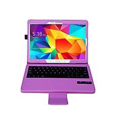 Samsung Galaxy Tab s 10,5 (SM-T800 / sm-T805) tapauksessa bluetooth näppäimistö tabletti stand nahkalaukku kansi valikoituja värejä