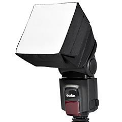 Godox 10 x 10cm Caméra Flash Universel Diffuseur Softbox pour Canon, Nikon, Sony, Pentax, Olympus