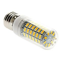 15W E26/E27 LED Mısır Işıklar T 69 SMD 5730 1500 lm Sıcak Beyaz AC 220-240 V 1 parça