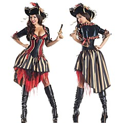 Extravagant Pirate Adult Women's Carnival Costumefor Carnival