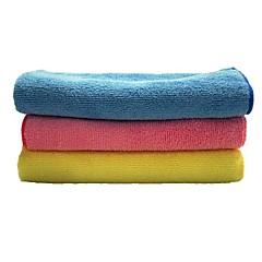 Car Buddy®Microfiber Towel for Car Cleaning Set of 3 pcs