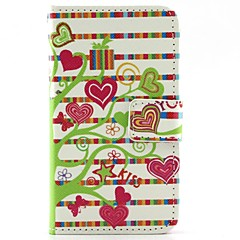 The Giving Tree Pattern Full Body Cases for iPhone 4/4S