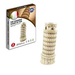 おもちゃ -  3Dはピサ紙パズルのピサの斜塔世界的に有名な鉱山アーキテクチャシリーズパズル