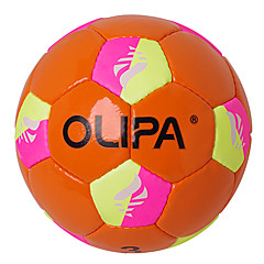 OLIPA Standard 3# Orange PU Game and Training Football