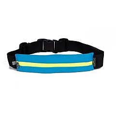 Outdoors Unisex Polyester Multi Colors Waterproof Waist Packs